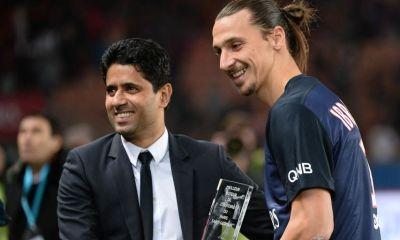 Ibrahimovi? élu joueur du mois de décembre sur le site officiel du PSG