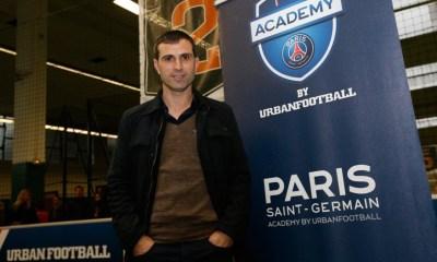 Pauleta fier d'être «ambassadeur de l'académie du Paris Saint-Germain»