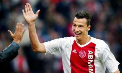 Ibrahimovic fait gagner maillot et un peu rêver l'Ajax pour la saison prochaine