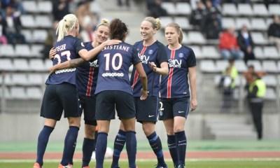 Les féminines du PSG font leur entrée dans le classement des clubs IFFHS 2015