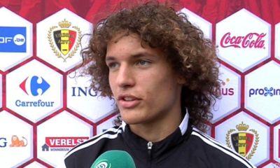 Mercato - David Luiz ne verra pas son sosie belge, Wout Faes, débarquer