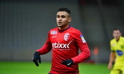 """Boufal """"si Laurent Blanc était resté, il serait peut-être déjà à Paris"""", affirme son agent"""