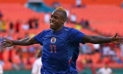 Deux anciens Parisiens se qualifient en Copa America avec Haïti