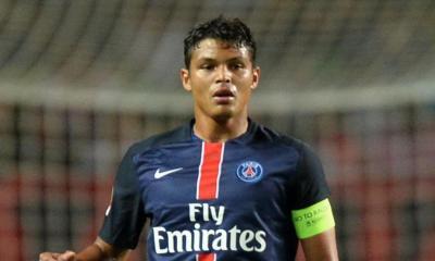 """Thiago Silva """"je suis content d'avoir pu retrouver les terrains"""""""