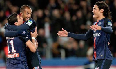 """Lucas : Di Maria au PSG """"c'est bien pour le club, et c'est bien pour moi aussi"""""""