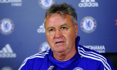 """Chelsea / PSG - Hiddink """"on les a trop respecté"""""""