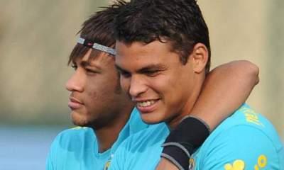 Mercato - Neymar: le PSG compterait sur ses Brésiliens, surtout Thiago Silva, pour le convaincre