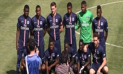 CFA - Le PSG s'impose 1-0 face à Aubervilliers