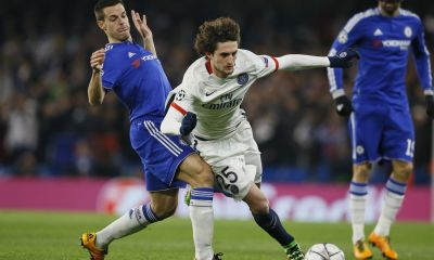 Chelsea/PSG: Le petit Rabiot devient grand d'Europe
