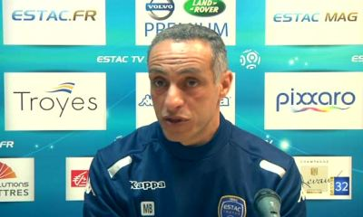 "Troyes/PSG - Mohamed Bradja : ""C'est catastrophique"""