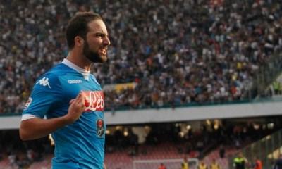 Mercato - «Higuain n'a jamais expliqué au Napoli qu'il ne voulait pas prolonger son contrat»