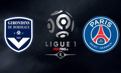 Ligue1 Bordeaux-PSG