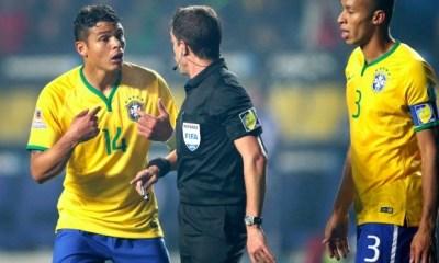 """Miranda : """"Thiago Silva mérite d'être sélectionné. David Luiz, l'un des meilleurs d'Europe"""""""