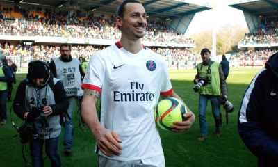 """Zlatan """"après 4 ans de joie, c'est très émouvant"""", """"finir avec un trophée"""