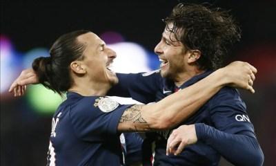 Maxwell évoque son amitié avec Ibrahimovic et son possible dernier match au Parc
