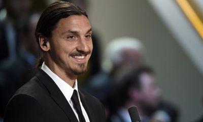 """Zlatan """"C'est bien de gagner des trophées individuels mais je préfère les trophées collectifs"""""""