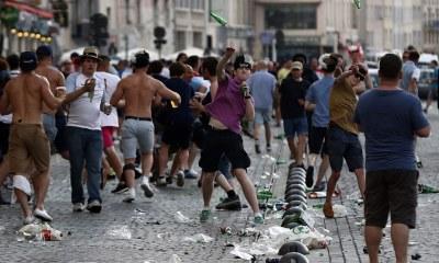 D'anciens Boulogne Boys auraient participé aux violences en Russes et Anglais hier soir, selon La Provence
