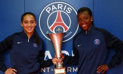 Féminines: Anissa Lahmari et Grace Geyoro prolongent !