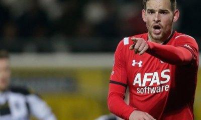 """Mercato - Vincent Janssen """"j'aimerais passer un palier dans ma carrière"""", son club résiste"""