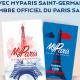 Le PSG lance My Paris, sa carte de supporter officiel