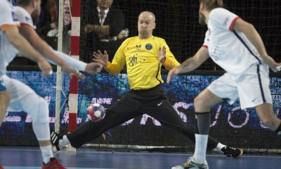 Hand- Thierry Omeyer, patron dans ses cages