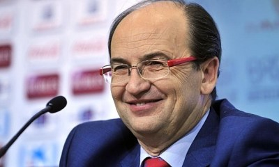 """José Castro: départs de Krychowiak et Emery """"Notre évolution se construit à partir des ventes"""""""