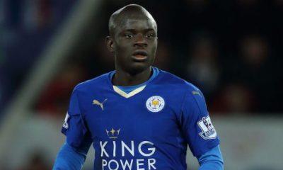 Mercato - Leicester et Chelsea confirment le transfert de N'Golo Kanté chez les Blues