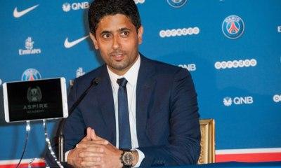 Nasser Al-Khelaïfi évoque Blanc, Emery, le mercato et dément une discussion avec Rodriguez.