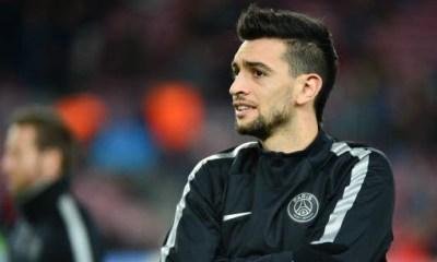 """Pastore et Krychowiak forfaits face à Nantes, retour à l'entraînement collectif """"début de semaine prochaine"""""""