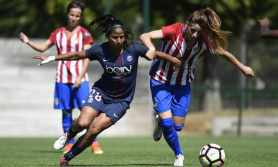Féminines - Les Parisiennes terrassent l'Atlético Madrid et continuent de monter en puissance