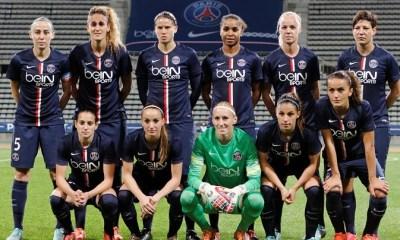 PSG féminines