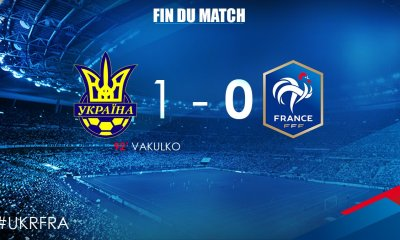 EDF - Les Espoirs s'inclinent avec 3 Parisiens face à l'Ukraine et perdent leur première place