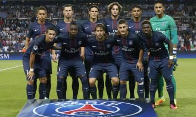 Les images partagées par les joueurs du PSG ce mercredi fiers et confiants