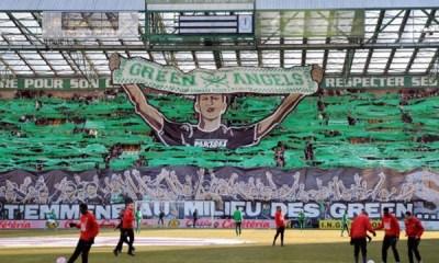 """PSG/ASSE - Les Green Angels boycottent encore le """"cimetière qu'est devenu le Parc"""""""