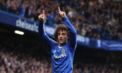 """Anciens - David Luiz """"J'ai pris la bonne décision...je suis heureux d'être ici"""""""