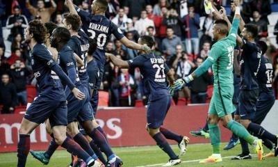 Les images partagées par les joueurs du PSG ce dimanche: célébrations et sélections