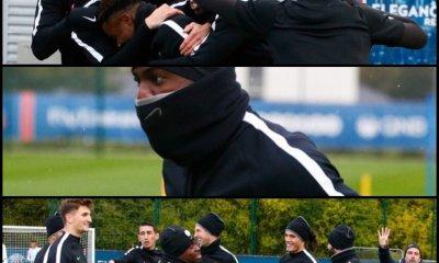 Les images partagées par les joueurs du PSGce mardi: à fond pour la Ligue des Champions!