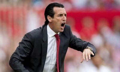 """PSG/Rennes - Emery """"Il faut gagner et faire souffrir l'adversaire...Les joueurs sont motivés"""""""