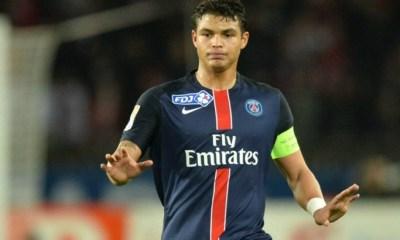 """L'agent de Thiago Silva """"les négociations n'ont pas débuté"""" pour une prolongation au PSG"""