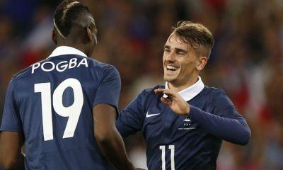 """Mercato - Griezmann """"je ne me vois pas rejoindre un nouveau club...ce serait génial de jouer avec Pogba"""""""