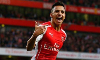 Si Alexis Sanchez ne prolonge pas, le PSG serait la destination préférée d'Arsenal