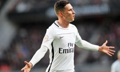 """Draxler """"Le joueur avec lequel j'aimerais jouer au PSG? Mesut Özil. Il a sa place ici"""""""
