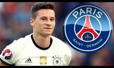 "Julian Draxler, ""une inconnue au PSG"" selon Frédéric Gouaillard"