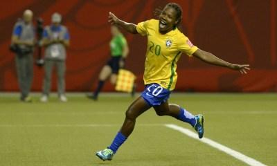 """Féminines - Formiga """"C'est un moment unique pour moi...J'ai l'ambition d'aider le PSG à gagner"""""""