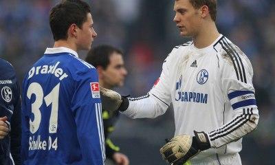 Neuer souhaite le meilleur à Draxler et assure il a la qualité pour un grand club comme le PSG