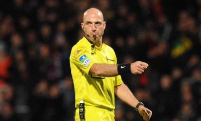 Niort/PSG - L'arbitre de la rencontre été désigné, un mauvaise souvenir pour Paris cette saison