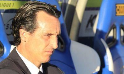 L'AS Rome compte bien faire venir Unai Emery, insiste Sky Sport Italia