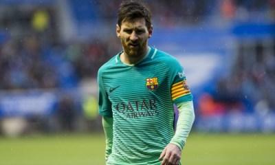LDC - Lionel Messi est en colère contre les supporters du Barça et ne célèbre pas ses buts