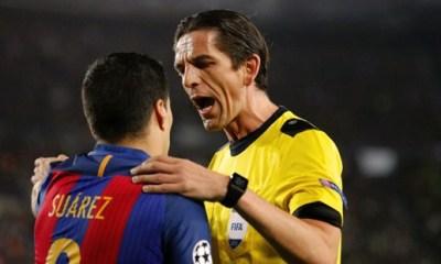 """La presse allemande pas tendre avec son arbitre """"Deniz Aytekin est le héros solitaire du Camp Nou"""""""