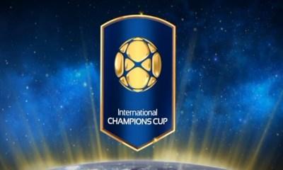 La calendrier officiel de l'International Champions Cup 2017 est maintenant connu